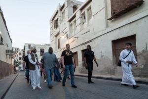 جولة نجوم WWE في مدينة جدة السعودية