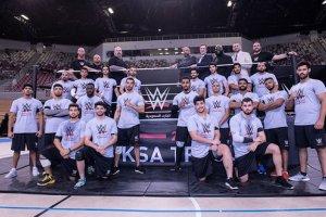 تجارب WWE السعودية