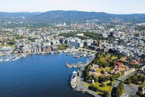 أوسلو عاصمة النرويج