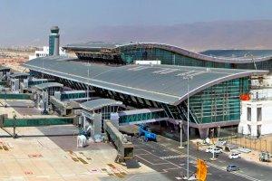 إعادة فتح مطار صلالة