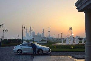 ماريوت الدولية تحتفل بالإفطار مع سائقي سيارات الأجرة في الإمارات