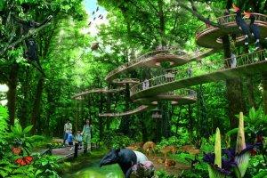 حديقة حيوانات ماندي