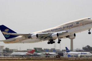 رحلات الخطوط السعودية في عام 2018