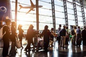 نصائح التغلب على ازدحام المطارات