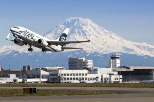 سرقة طائرة من مطار سياتل-تاكوما الدولي