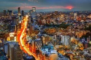 السفر إلى طوكيو