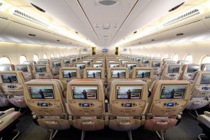 قنوات طيران الامارات