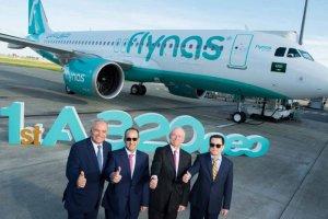 أول مشغل لطائرات A320neo في السعودية