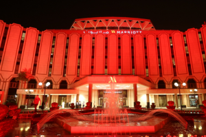 فندق ماريوت مطار الرياض