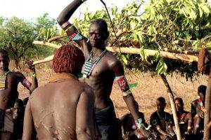 اختبار الرجولة في قبيلة الفولاني