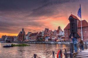 مدينة غدانسك بولندا