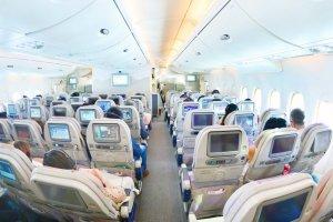 اختيار مقاعد الطائرة
