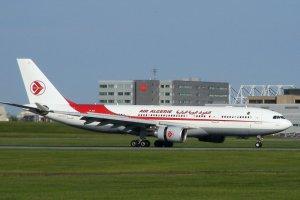 طائرة الجوية الجزائرية