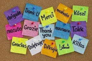 اكثر اللغات تحدثا حول العالم