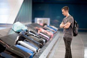 فقدان الحقائب في المطار