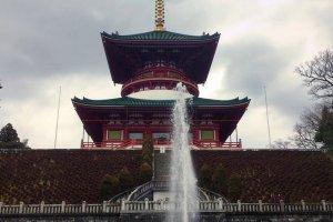 معبد ناريتا سان