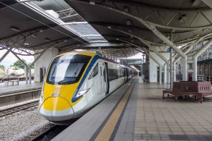 القطار في بينانج