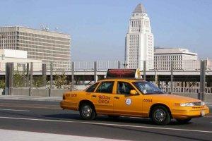 التاكسي في لوس انجلوس