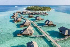 كونراد المالديف جزيرة رانغالي