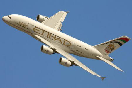 الاتحاد للطيران تفوز بجائزة عالمية