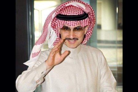 الأمير الوليد بن طلال بن عبدالعزيز
