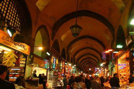 البازارات السياحية مصر