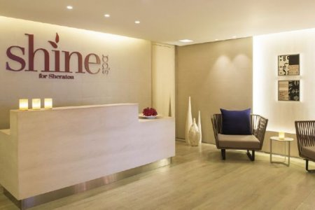 Shine Spa Reception