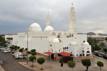 من مساجد المدينة المنورة