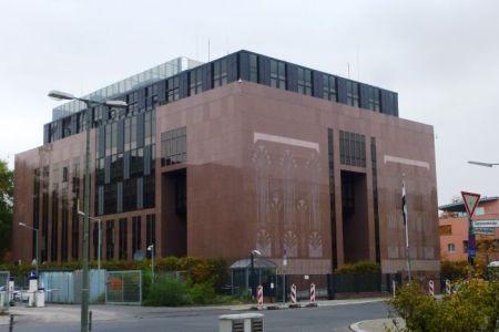 السفارة المصرية ببرلين