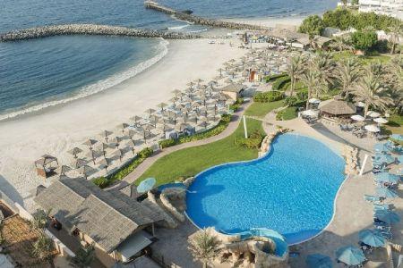 Coral Beach Resort Sharjah Pool