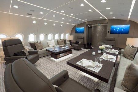 أفخم طائرة خاصة من بوينغ
