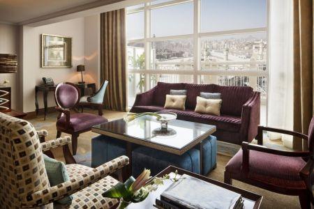 فندق قصر مكة رافلز