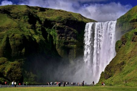 شلالات إيسلندا