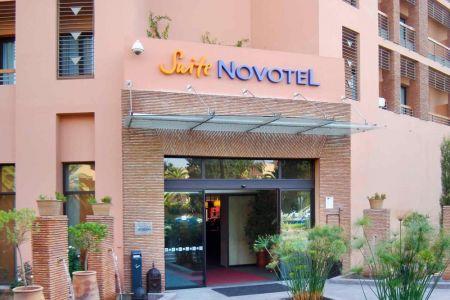 فندق نوفوتيل مراكش