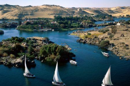 السياحة النيلية في مصر