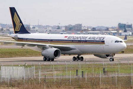 الخطوط الجوية السنغافورية