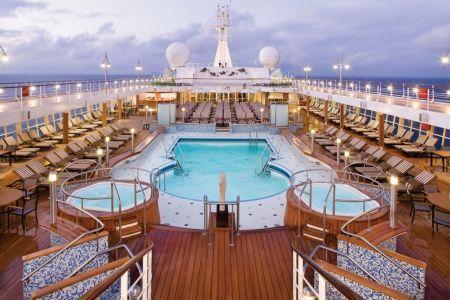 السفينة سفن سيز اكسبلورر