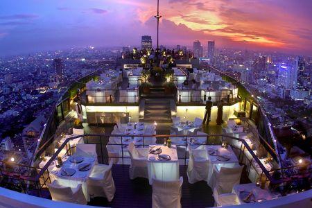 فندق بانيان تري في بانكوك