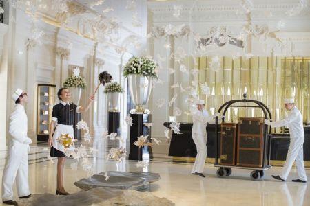 بينينسولا باريس فندق