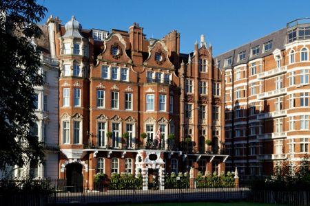 أشهر فنادق في لندن