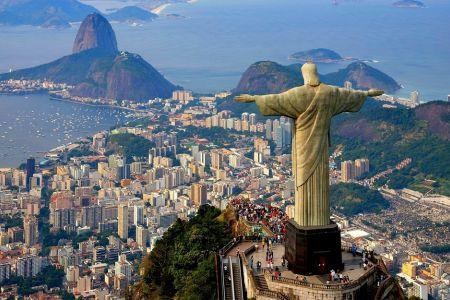 مدينة ريو دي جانيرو البرازيلية