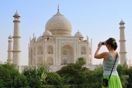 السياحة في الهند للنساء