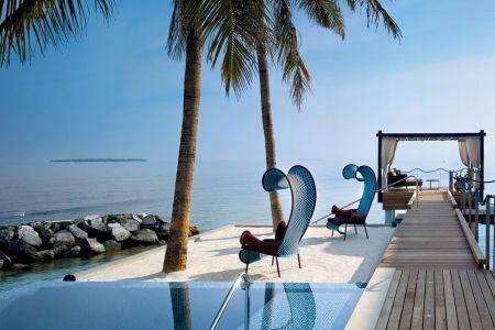منتجع فيللا برايفت آيلند في جزر المالديف