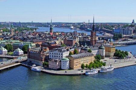 أرخبيل ستوكهولم في السويد