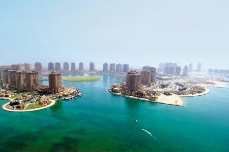 جزيرة لؤلؤة قطر