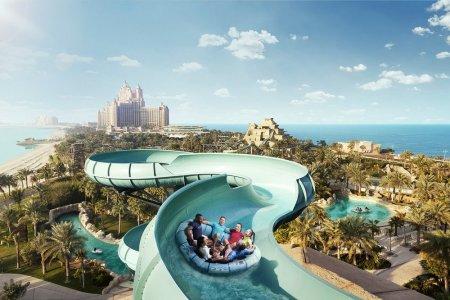 حديقة أكوافنتشر المائية في دبي