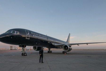 طائرة فورسيزونز الخاصة