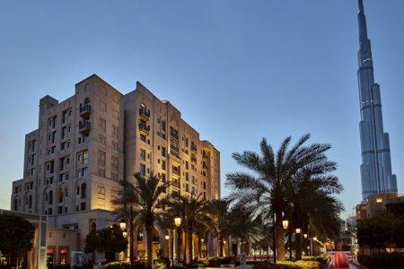 فندق منزل وسط مدينة دبي
