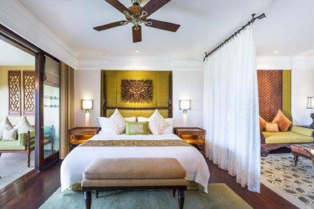 غرفة نوم في سانت ريجيس بالي