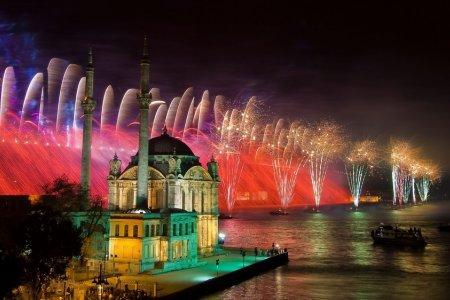 إسطنبول بتركيا